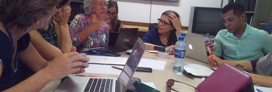 Image : réunion de projet